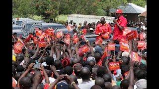 DP Ruto jeered in Kisumu - VIDEO