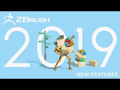 Zbrush 2019 New Features — polycount