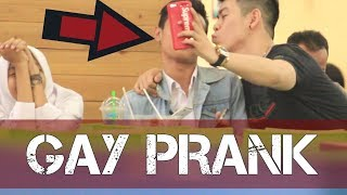 "Download Video THE ""GAY"" PRANK, GILAA CIUM, GANDENG, PELUK COWOK ! - PRANK INDONESIA MP3 3GP MP4"