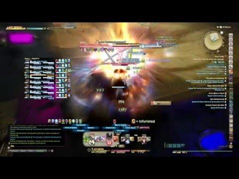 FFXIV: M1 Savage (Fist of the Son) WAR POV - смотреть онлайн