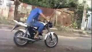 preview picture of video 'Suzuki ax 100'