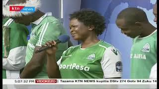Gor Mahia na AFC Leopards wajitayarisha kwa mchuano wa 'Mashemeji' |Zilizala Viwanjani