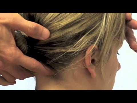 Verband auf dem Schultergelenk und den Arm si-301