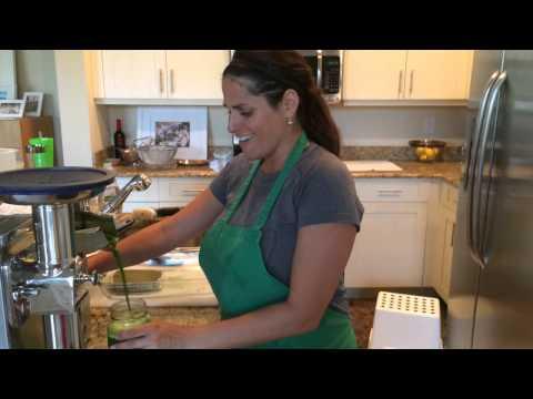 Video Kale Radish Juice