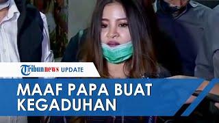 Putri Sulung John Kei Datangi Polda Metro Jaya, Melan Refra: Maaf Papah Saya Buat Kegaduhan