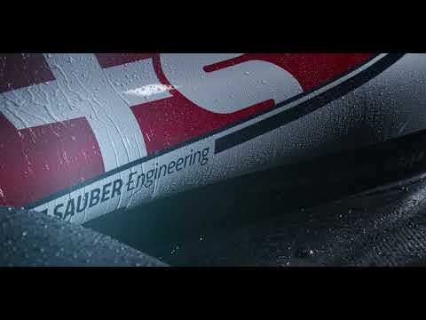 Alfa Romeo Racing C38 Reveal