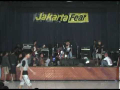 DECOMPOSED INDONESIA AT JAKARTA FEAR