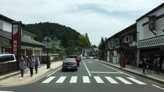 高野山(和歌山県高野町)町内散策