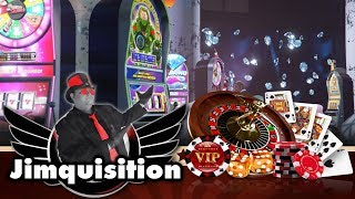 Casinos And Videogames, Together At Last! (The Jimquisition)
