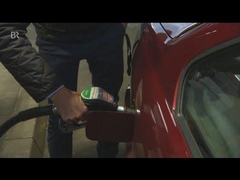 Der Vasen 21099 arbeitet der Sensor des Benzins auf nicht