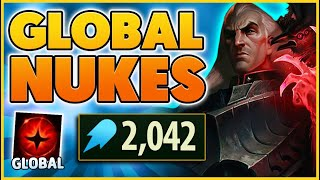*ABILITY REWORK* SWAIN NOW HAS A GLOBAL NUCLEAR BOMB (THANKS RIOT) - BunnyFuFuu | League of Legends