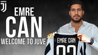 Emre Can Welcome To Juventus/•Skills •Goals •Asists /#6