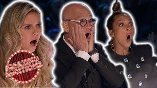 America's Got Talent: The Champions 2020 - BEST Of Week 1 | Amazing Auditions