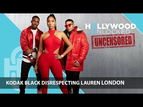 Jason Lee Blasts Kodak Black For Disrespecting Lauren London on Hollywood Unlocked [UNCENSORED]