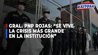 MEGAOPERACIÓN DE DIRCOTE FUE USADO PARA ENCUBRIR CRÍSIS INTERNA DE LA POLICÍA PERUANA