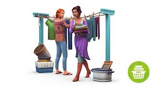 The Sims 4 Wielkie pranie: oficjalny zwiastun na Xbox One i PS4