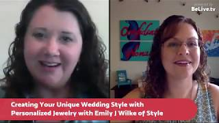 Create Your Unique Wedding Style with Personalized Jewelry