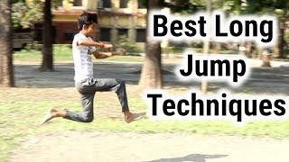 How To Do Long Jump | Best Training for Long Jump