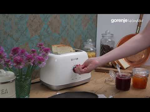 Toaster T900RL • Retro Collection by Gorenje