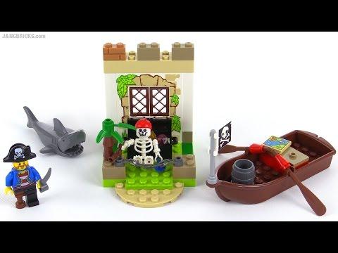 LEGO® Juniors Пират охотится за сокровищами 10679