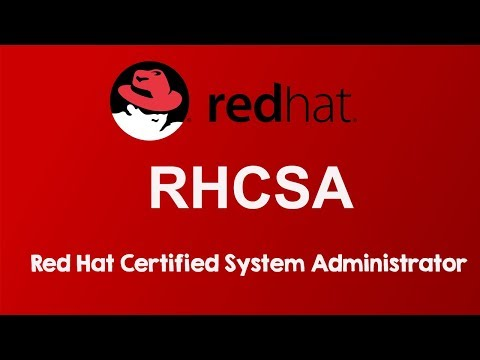RHCSA 8 | Red Hat Certified System Administrator | Tech Arkit ...