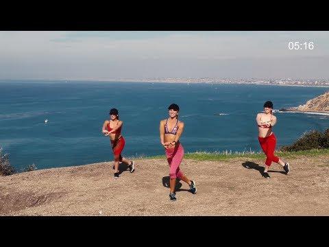 21 Min Dance Workout | Fat Burning Cardio Dance Routine