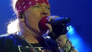 """Guns n' Roses """"Don't Cry"""" Minneapolis,Mn 7/30/17 HD"""