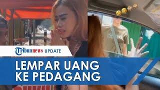 Viral Video Wanita Lempar Uang ke Pedagang Buah karena Takut Corona, Pengakuan: Gak Ada Niat Remehin