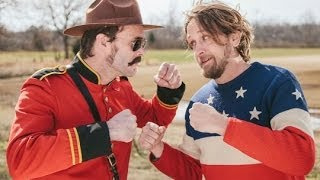 Corb Lund  Bible On The Dash Ft <b>Hayes Carll</b> Official Music Video