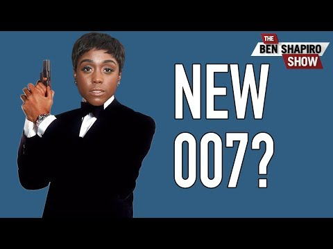 Left Cheers As 007 Becomes A Woman