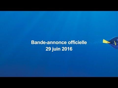 Le Monde de Dory   Bande-Annonce VF   Disney BE