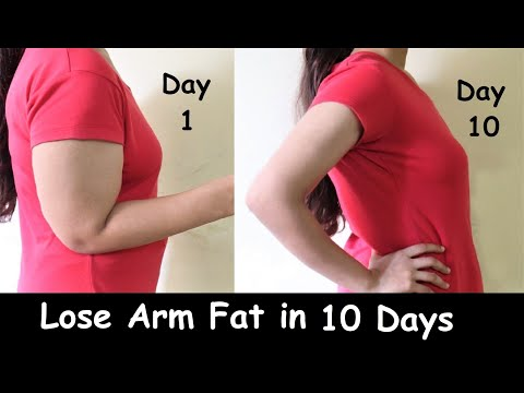 Lose Arm Fat in 1 WEEK - Get Slim Arms | Arms Workout Exercise for Flabby Arms & Tone Sagging Arms