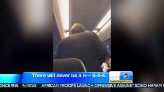 Racist Frat Video: Whistle-Blower Talk About Oklahoma's SAE Tape
