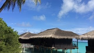 preview picture of video 'Maldives 2014, Kuramathi Island Resort'