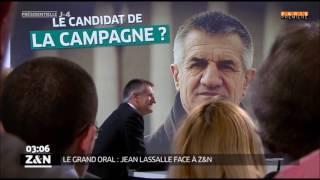 Jean Lassalle Invité De Zemmour Et Naulleau Le 19 Avril 2017