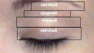 Одна схема макияжа - разные варианты макияжа. Выпуск 2