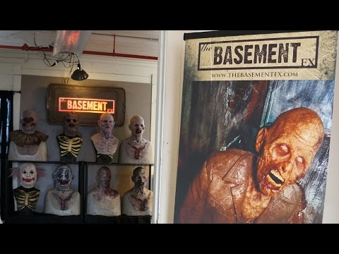 Behind the Screams Video Thumbnail for The Basement FX - September 25th, 2016