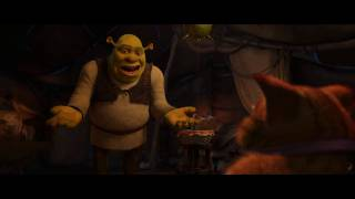 Shrek Forever After - Puss In Boots