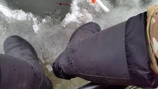 Сапоги камик для зимней рыбалки