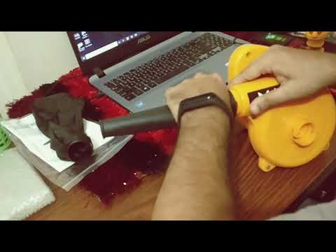 Electric Blower Unbox | Air Blower | Portable Blower | Review Bangla | Dust Cleaner | Vacuum Cleaner