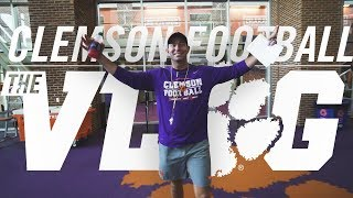 Clemson Football || The Vlog (Season 4, Ep. 1)
