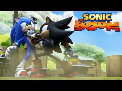 Sonic Boom | It Takes a Village to Defeat a Hedgehog | Episode 52