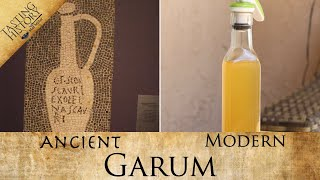 I finally made GARUM   Ancient Rome's favorite condiment