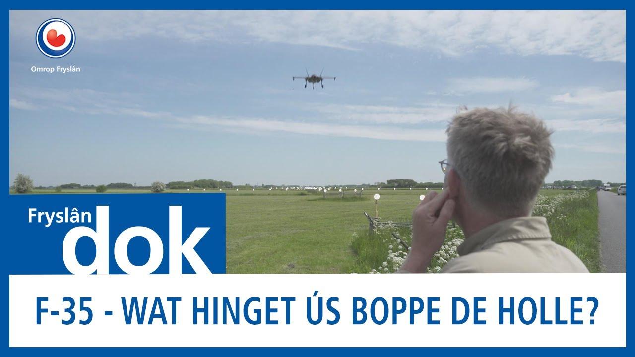 Fryslân Dok: Wat hangt ons boven het hoofd?