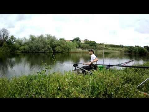Cabeção - Pesca de Abletes à francesa