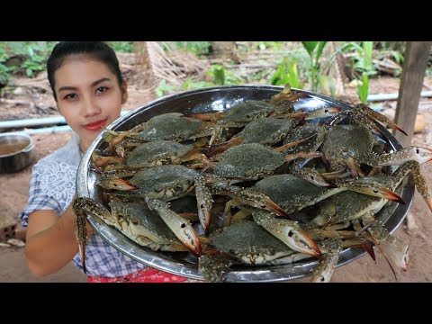 Yummy cooking crab with noodle recipe – Natural life tv cooking