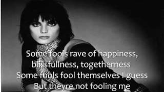 Joan Jett - Love hurts