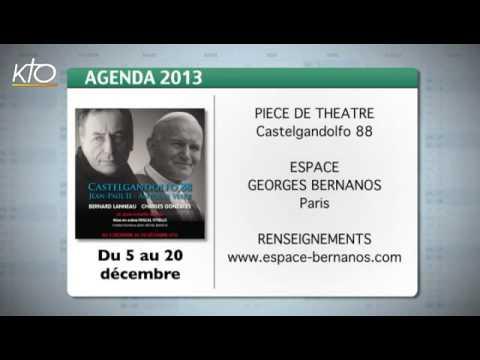Agenda du 2 décembre 2013