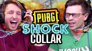 SHOCK COLLAR PUBG CHALLENGE