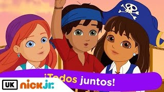Dora And Friends   Sing Along - All For One   Nick Jr. UK